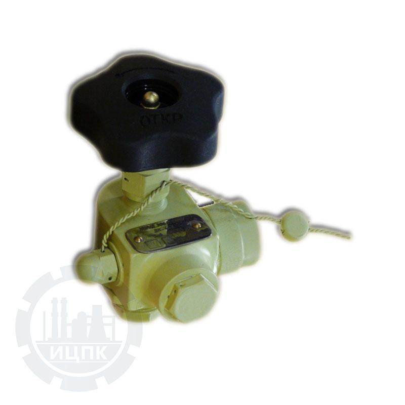 Клапан дроссельный без регулятора ДК-4-1 фото №1