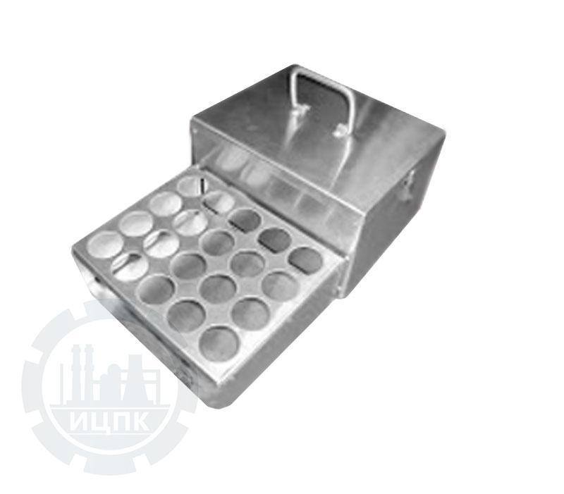 Контейнер для хранения и транспортирования мокроты АКТМ-12 фото №1