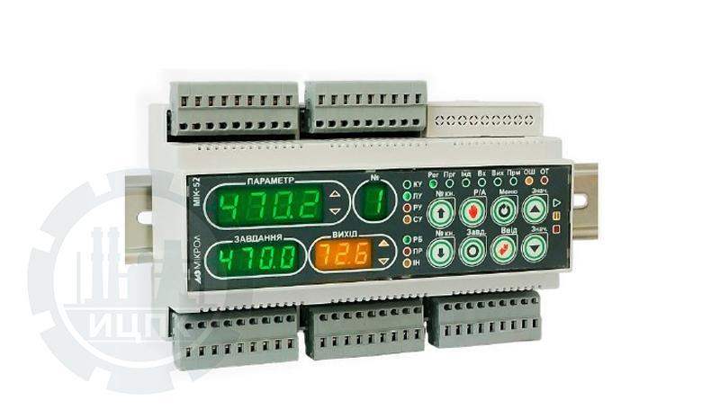 Контроллер микропроцессорный МИК-52Н фото №1