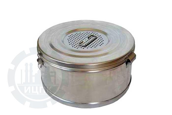 Коробка стерилизационная КСК-12 фото №1
