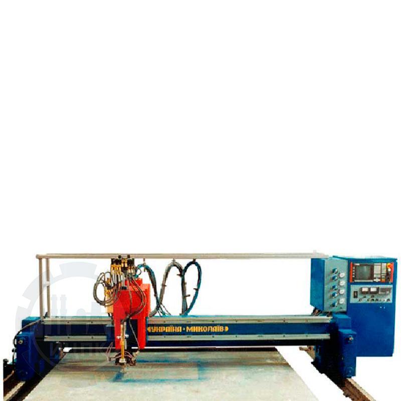 Кристалл-ППлКП-2,5 машина для плазменной и газокислородной резки фото №1