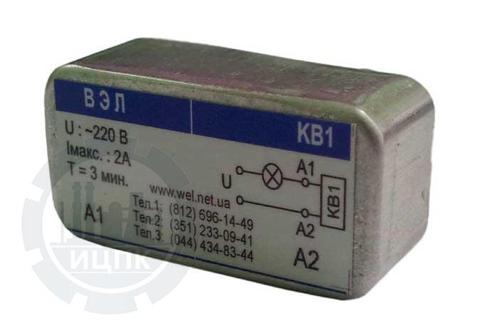 КВ1.1 реле времени для коридорного выключателя фото №1
