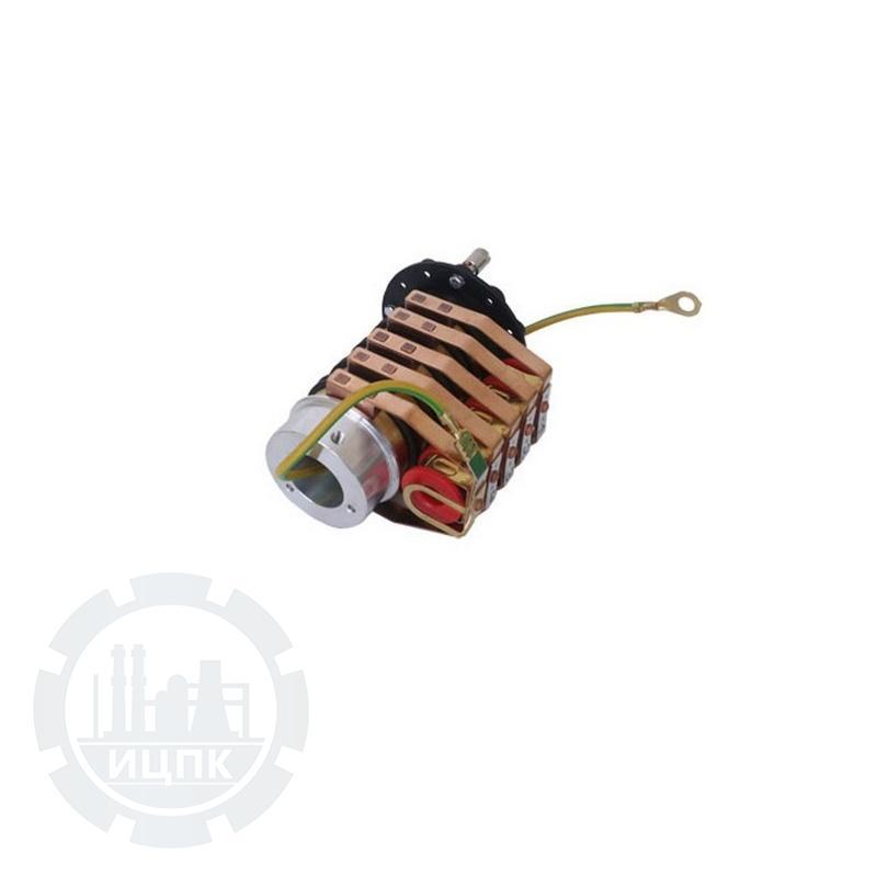 Кольцевой токосъёмник КТ-025 фото №1