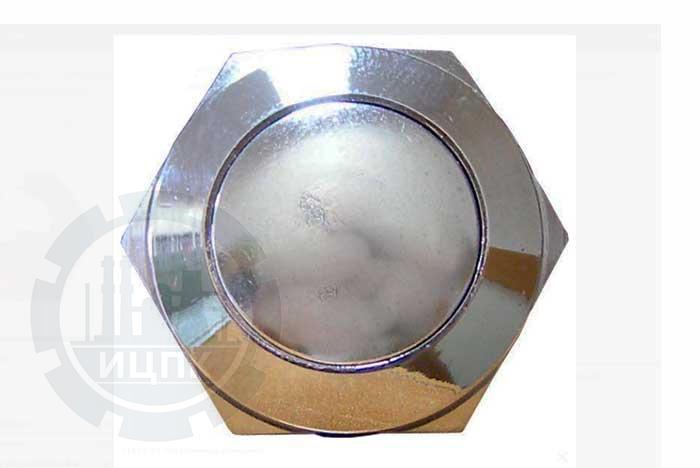 Металлическая кнопка YL213-05 фото №1