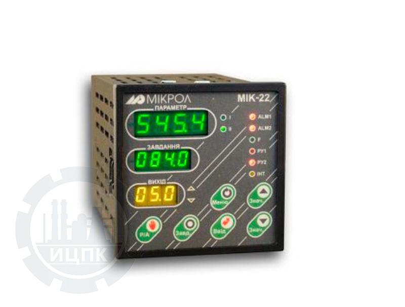 Регулятор микропроцессорный МИК-22 фото №1