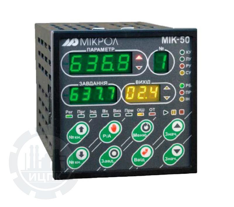 Программируемый логический контроллер МИК-50 фото №1