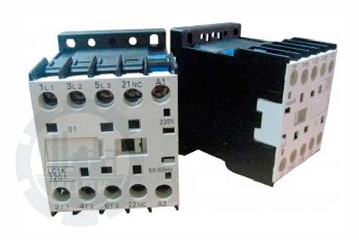 Миниатюрный пускатель ПМ 0-06-10 (LC1-K0610) фото №1