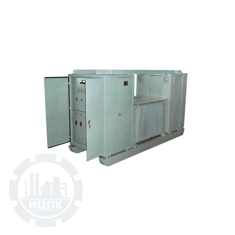 ПКТП-250/6-0,4 трансформаторная подстанция фото №1
