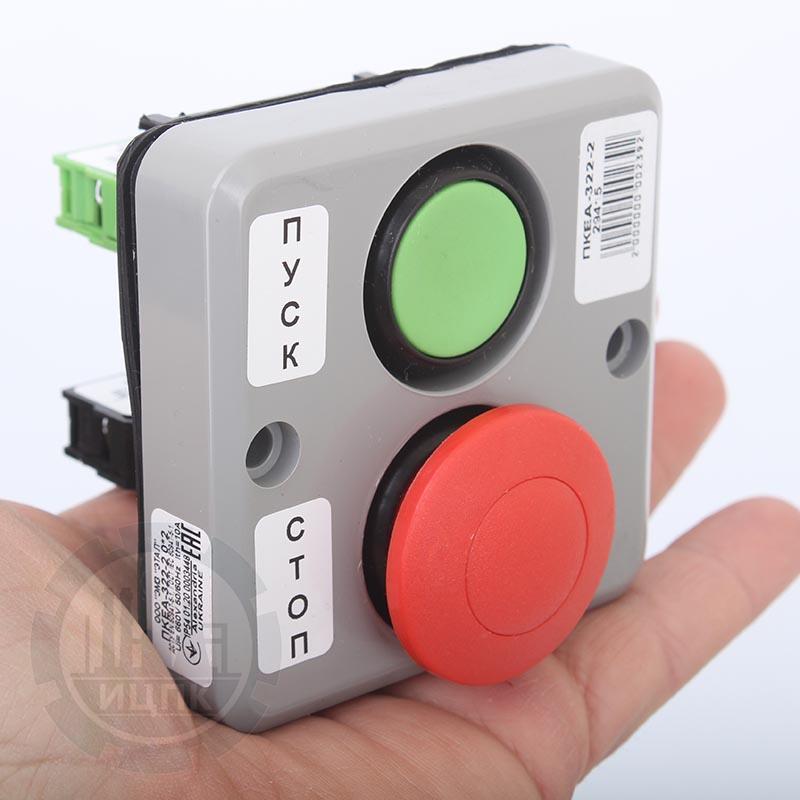 Пост управления кнопочный ПКЕА-322-2 фото №1