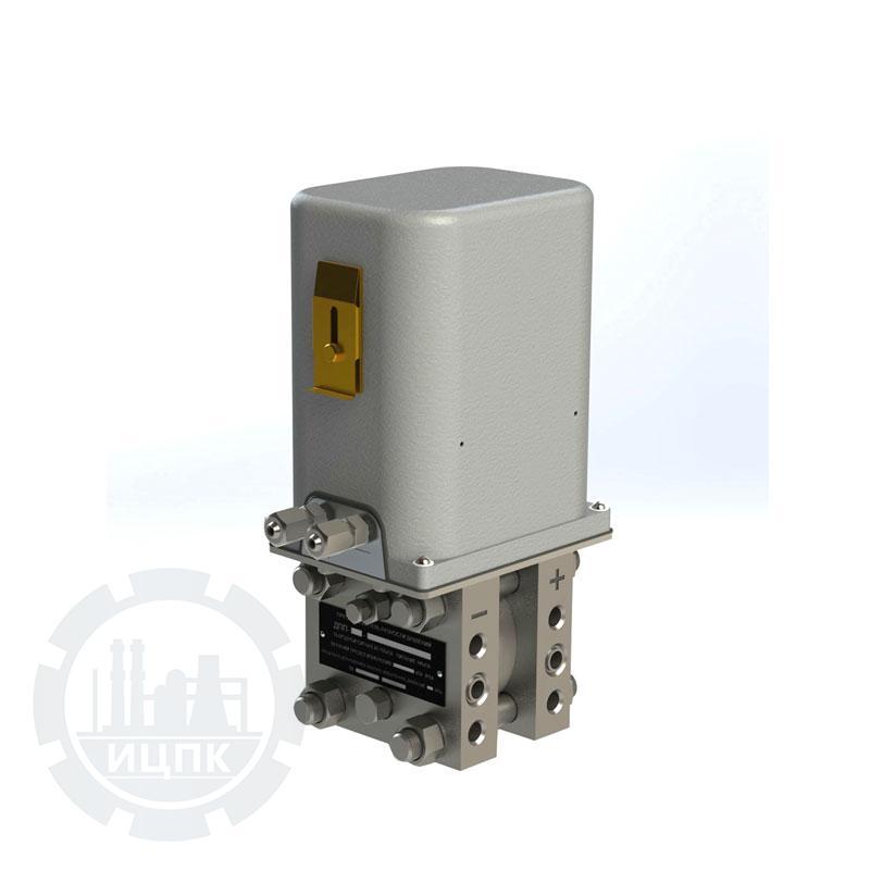 ДПП-2М преобразователь разности давлений фото №1