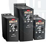 Преобразователи частоты Danfoss VLT Micro Drive FC 51 фото №1