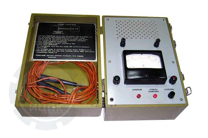 Прибор М417 для измерения сопротивления фото №1
