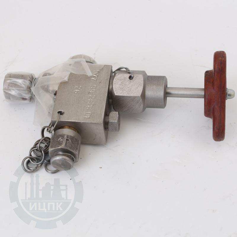 Приспособление для зарядки и проверки давления зарядки аккумулятора ч.577-99.2828-01 фото №3