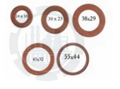 Прокладки уплотнительные биконитовые для счетчиков воды фото №1