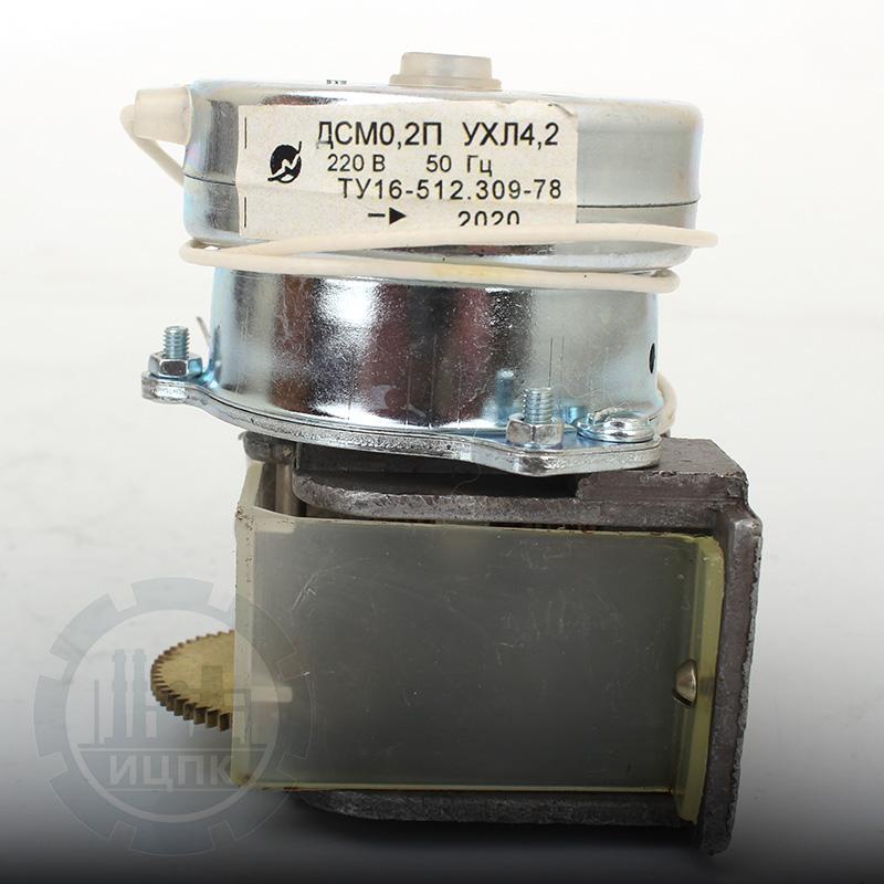 Редуктор Б-13.673.11 с электродвигателем ДСМ-0,2П фото №1