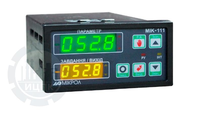 Микропроцессорный регулятор МИК-111 фото №1