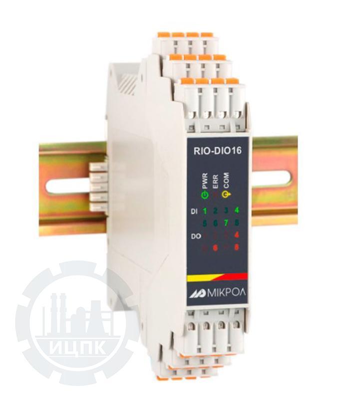 Модуль дискретного ввода/вывода RIO-DIO16  фото №1
