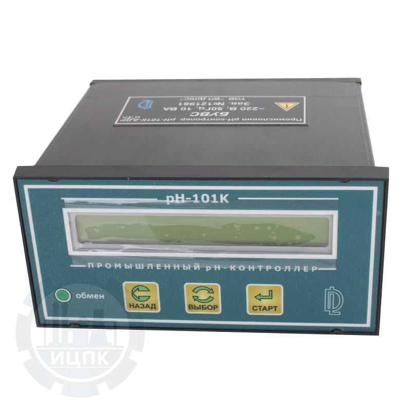 РН-контроллер промышленный рН-101К-АДР фото №3