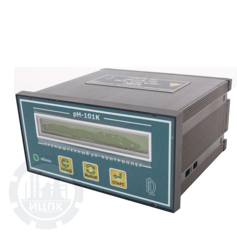 РН-контроллер промышленный рН-101К-АДР фото №2