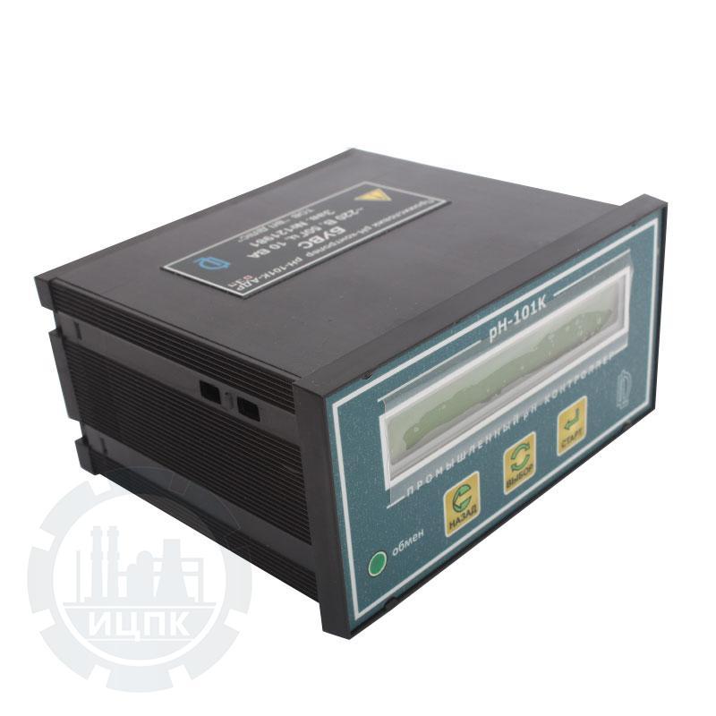 РН-контроллер промышленный рН-101К-АДР фото №1