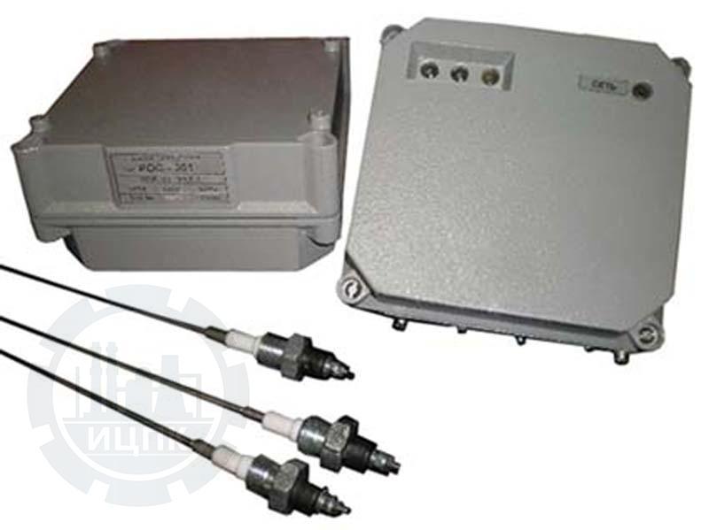 Регуляторы-сигнализаторы уровня ЭРСУ-3Р, РОС-301 фото №1