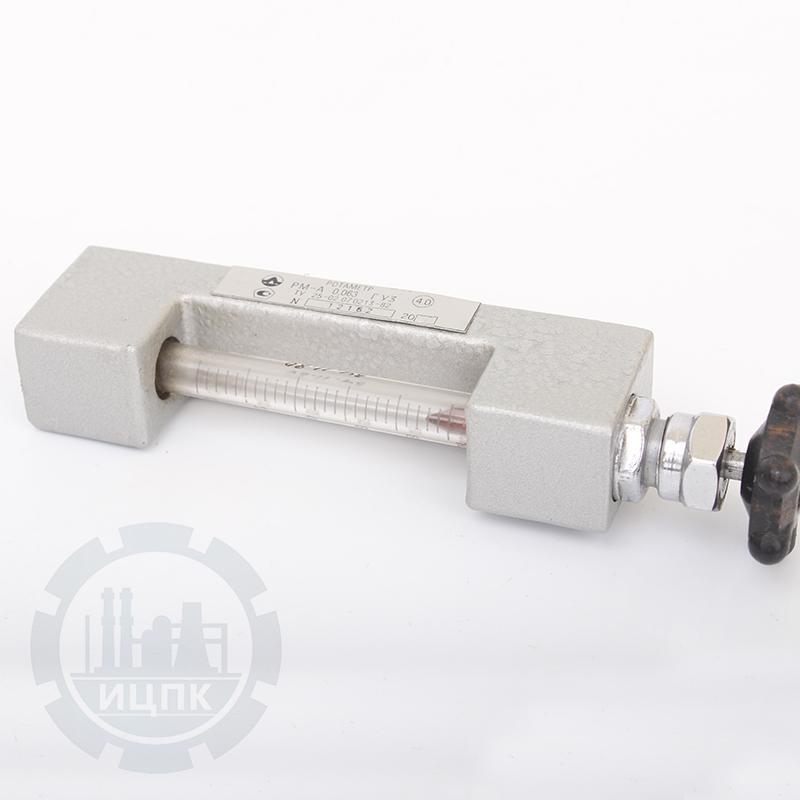 Ротаметр РМ-0,063 (0,1) ЖУЗ фото №4
