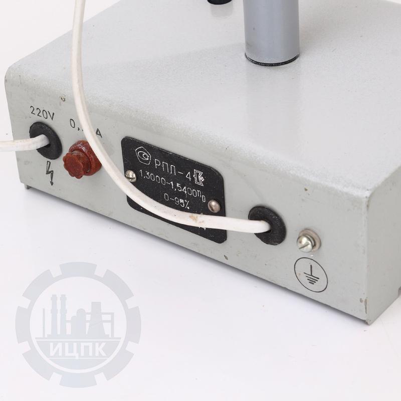 РПЛ-4 рефрактометр фото №4