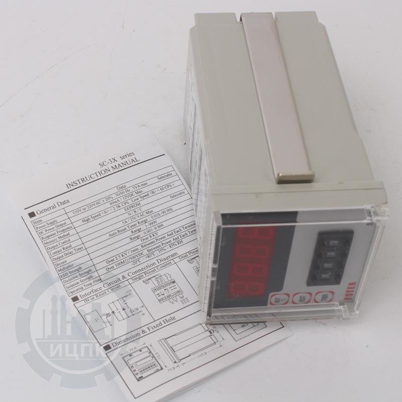 FOTEK SC-342 двухканальный счетчик импульсов фото №4