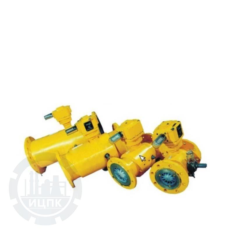 Счетчики газа турбинные ЛГ-К-80-Ех фото №1