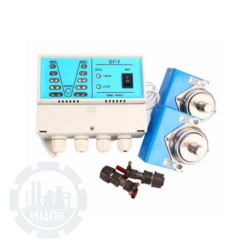 Сигнализатор газа СГ-1 фото №3