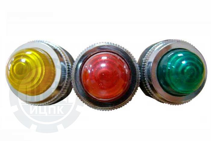 Сигнальная арматура PL-25N красная фото №1