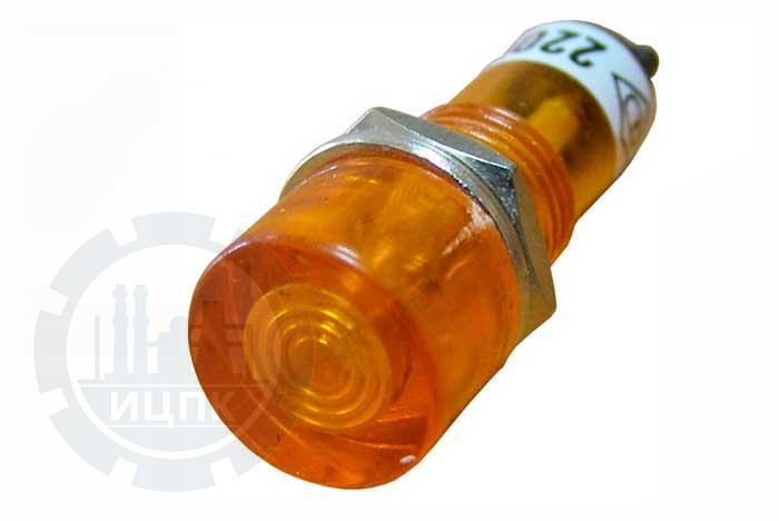 Сигнальная арматура PL1-101 желтая фото №1