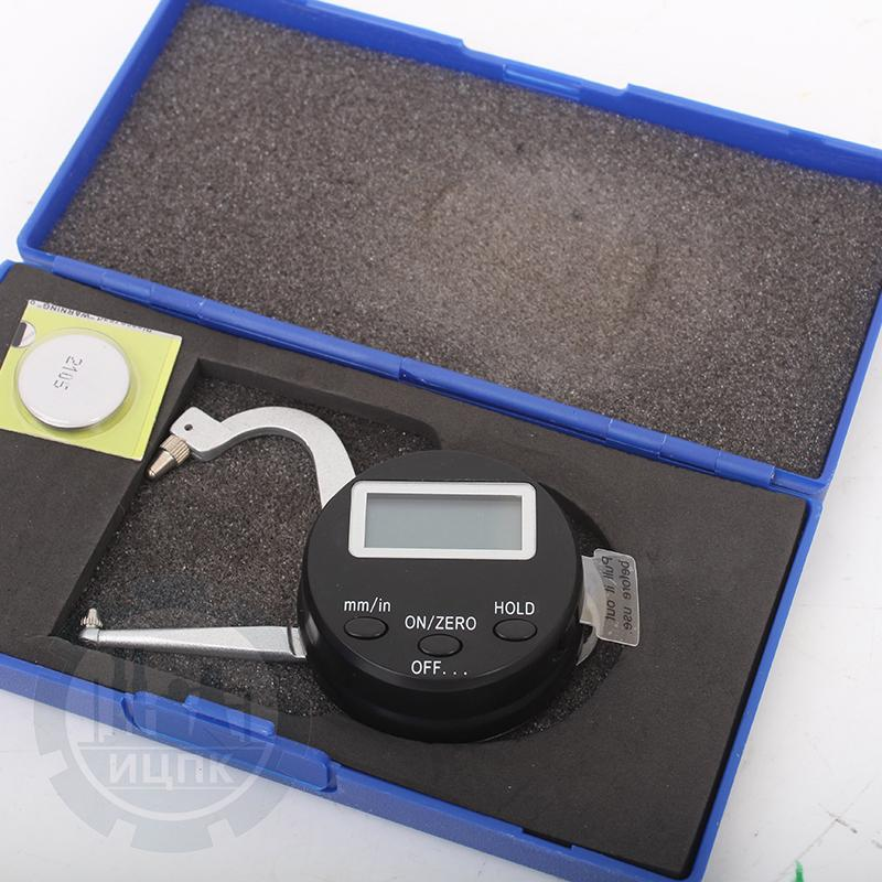 Толщиномер-стенкомер цифровой SK300 (0-25 мм) фото №2