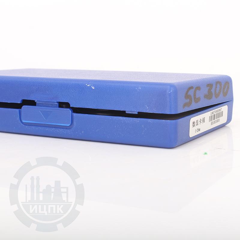 Толщиномер-стенкомер цифровой SK300 (0-25 мм) фото №4