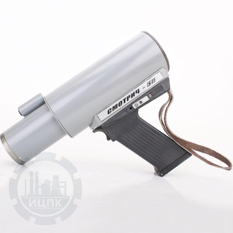 Смотрич 5П-01 переносной пирометр фото №4