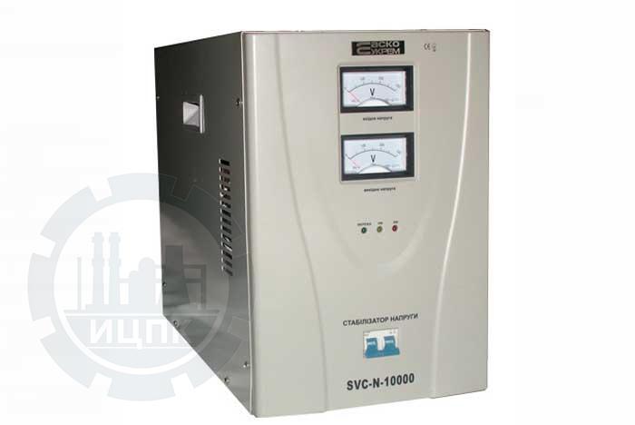 Стабилизатор напряжения SVC-N-10000 фото №1