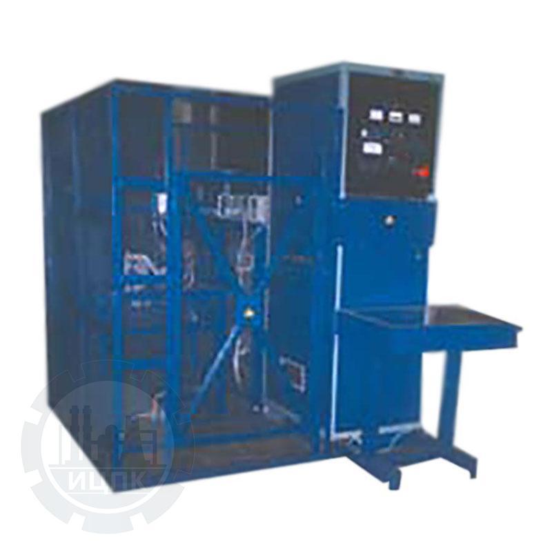 Станция для приёмо-сдаточных испытаний асинхронных электродвигателей фото №1
