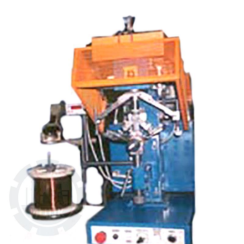 Станок для намотки якорей электродвигателей с коллектором фото №1