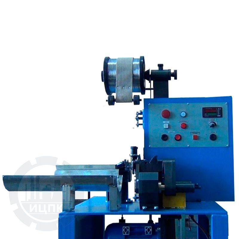 Станок для навивки спиралей НС 1-9М фото №1