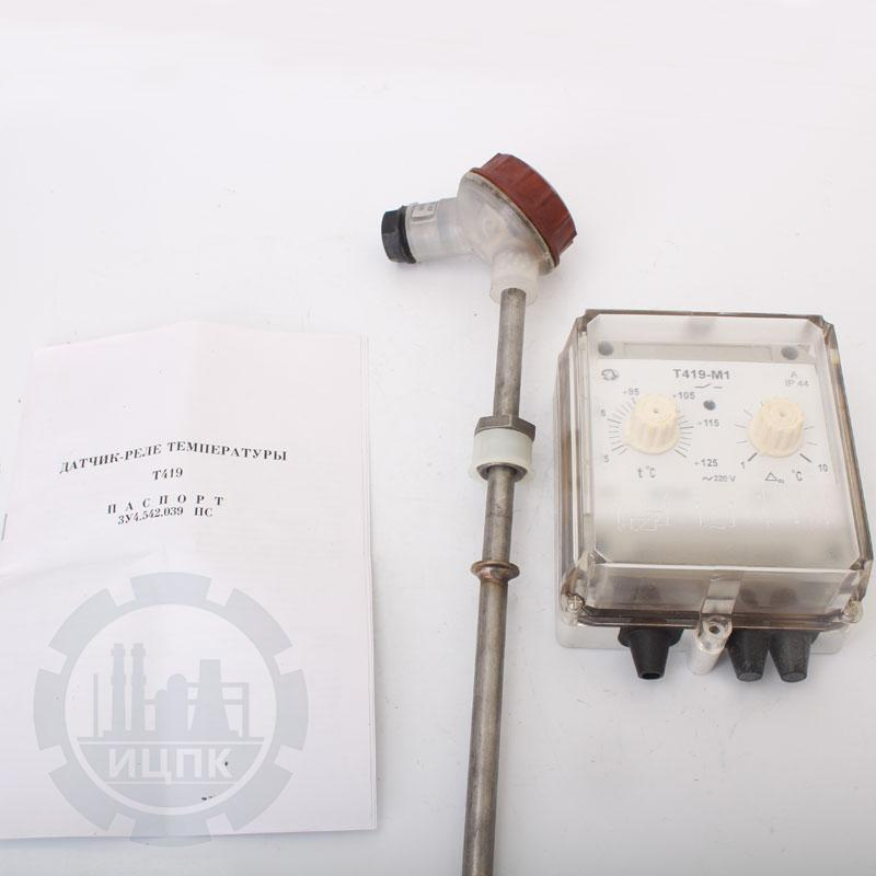 Терморегулятор Т419 фото №3