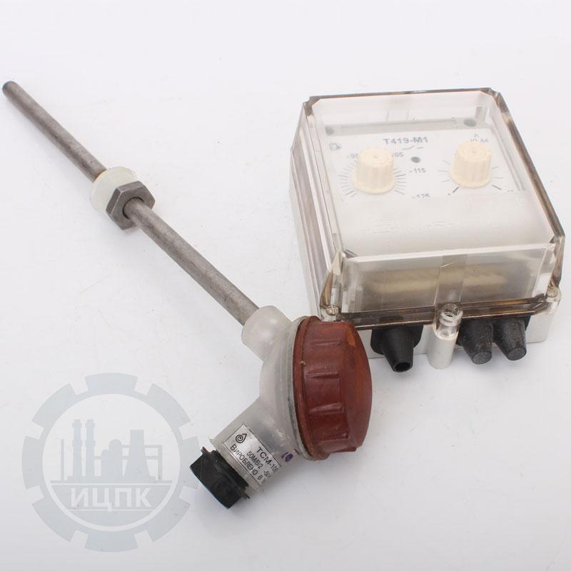 Терморегулятор Т419 фото №2