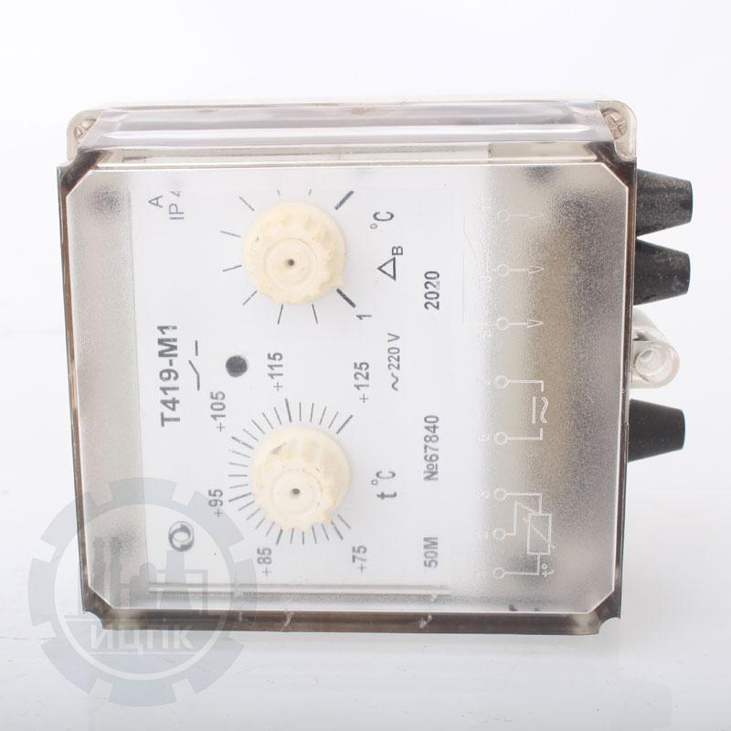 Терморегулятор Т419 фото №1