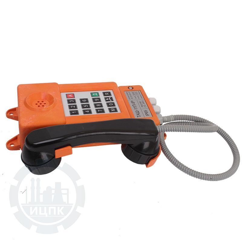 Аппарат телефонный ТАШ-11П-IP-С фото №2