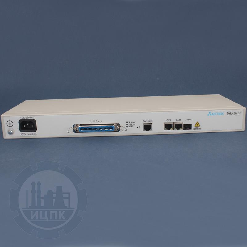 TAU-16.IP абонентский VoIP-шлюз фото №3