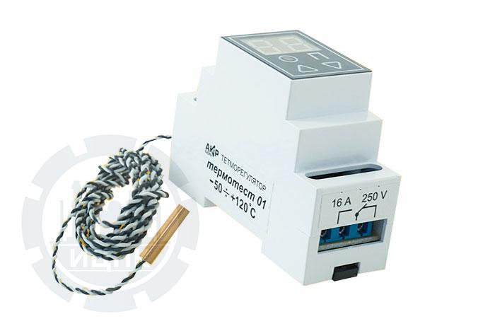 Терморегулятор Термотест-01 фото №1