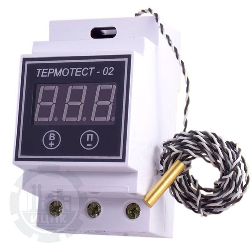 Терморегулятор Термотест-02 фото №1
