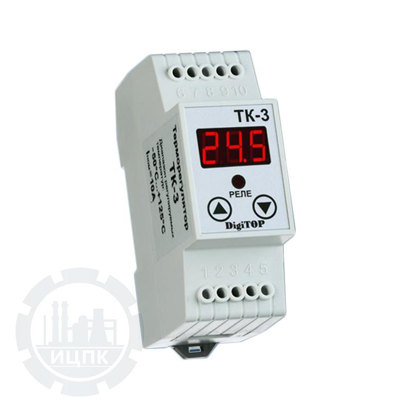 Терморегулятор ТК-3 фото №1
