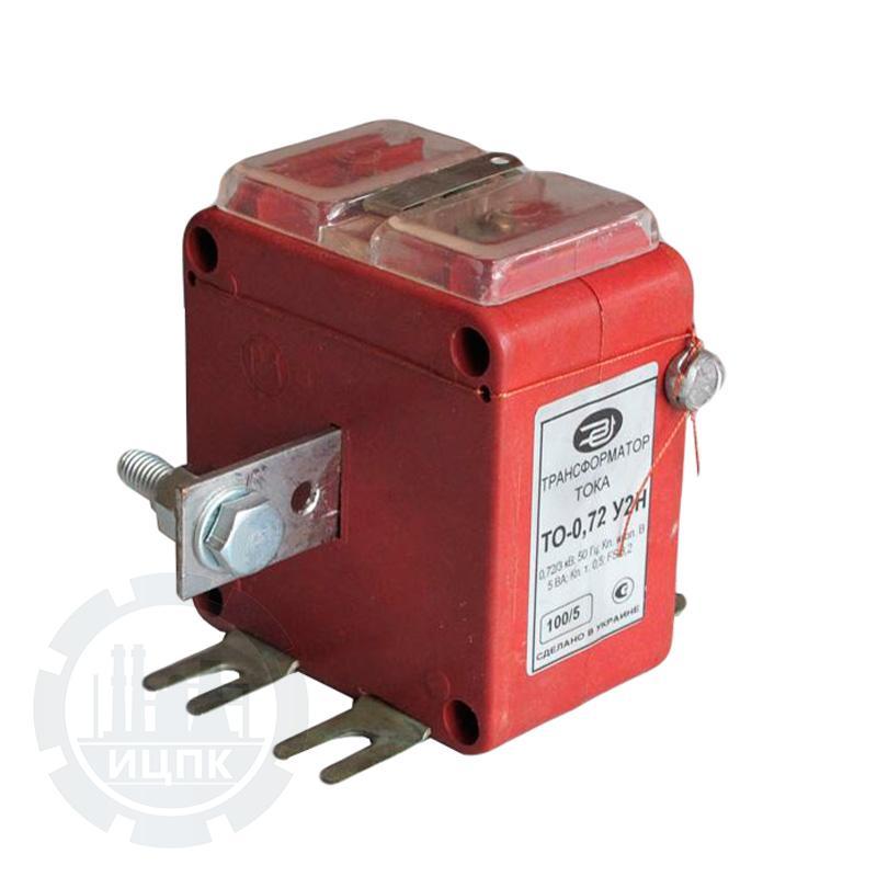 ТО-0,72, ТОШ-0,72 У2 Н трансформаторы тока фото №2