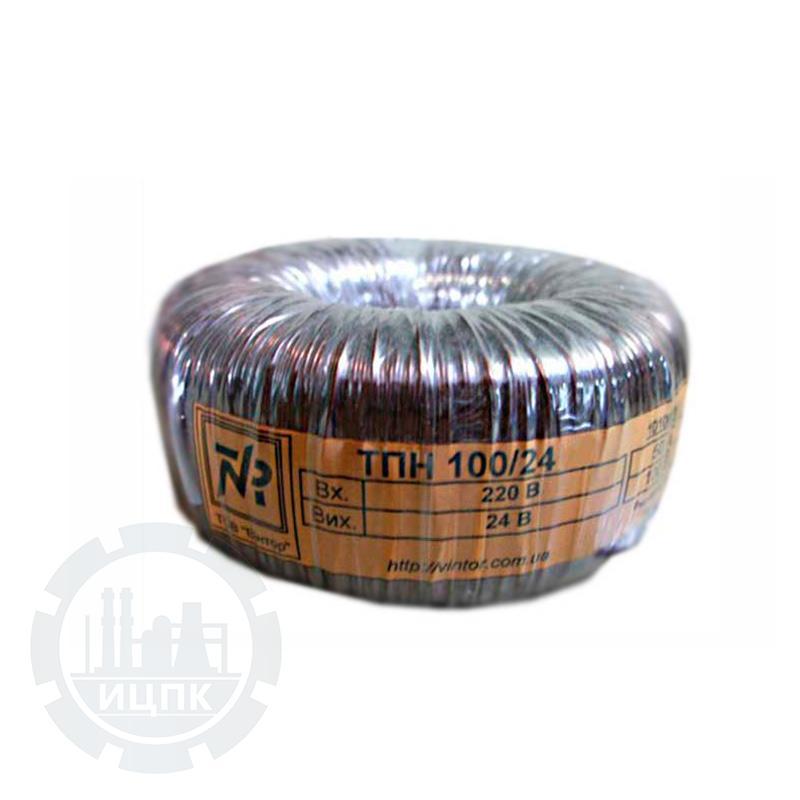ТПН 100/24 трансформатор силовой тороидальный фото №1