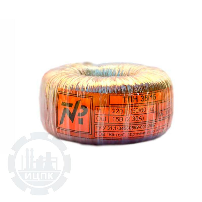 ТПН 35/15 трансформатор тороидальный фото №1